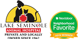 Lake Seminole Animal Hospital Logo